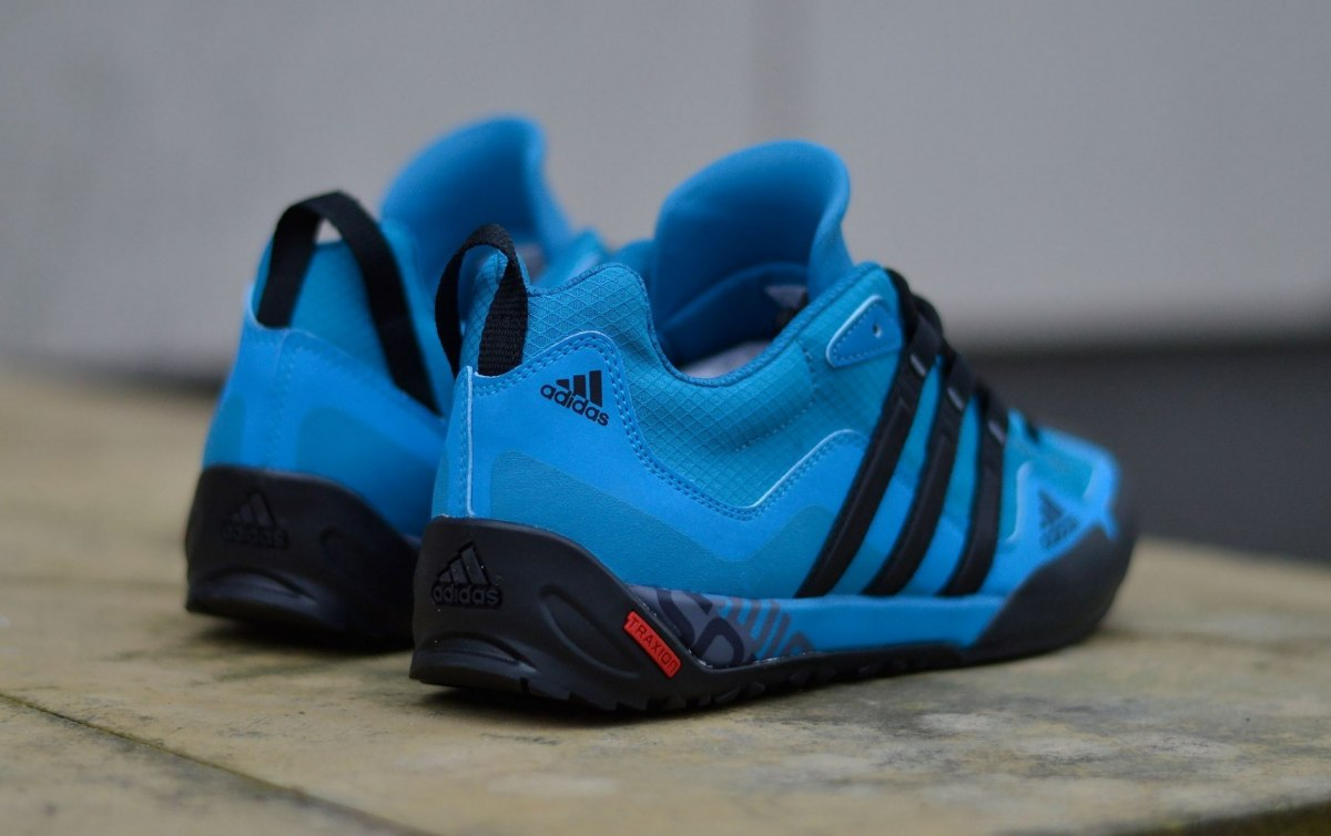 Details about Adidas Terrex Swift Solo D67033 HikingTrail Shoes